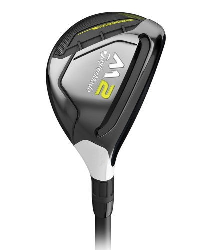 NEW TAYLORMADE GOLF 2017 M2 TOUR ISSUE HYBRID 4h 22° KURO KAGE SILVER STIFF