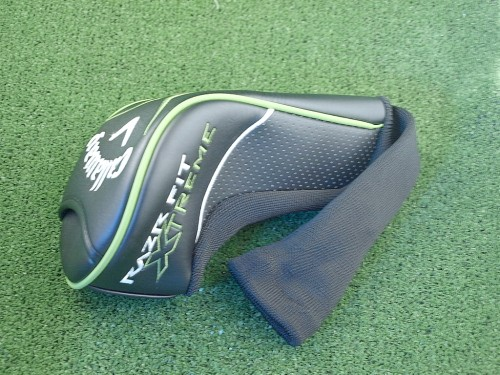 NEW CALLAWAY GOLF XTREME DRIVER 460cc HEADCOVER  WILL FIT ANY DRIVER