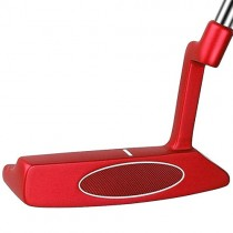 NEW BIONIK GOLF MENS R/H RL SERIES 101 RED BLADE PUTTER  35""