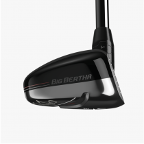 CALLAWAY BIG BERTHA 4H 21º HYBRID GRAPHITE REGULAR FLEX