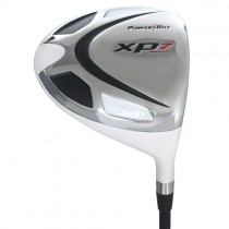 NEW POWERBUILT GOLF CLUBS XP7 Ti WHITE 10.5° DRIVER GRAPHITE REGULAR